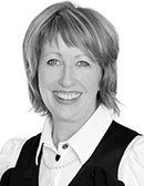 Speaker Lucille Halloran