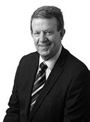 Speaker Tony Newbury