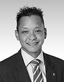 Speaker Damien Mu